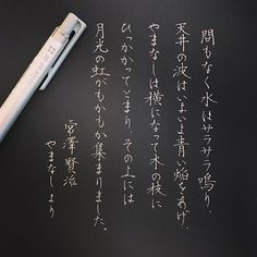 Penmanship, Art And Architecture, Asian Art, Typography, Hair Accessories, Calligraphy, Letters, Beautiful, Jewelry