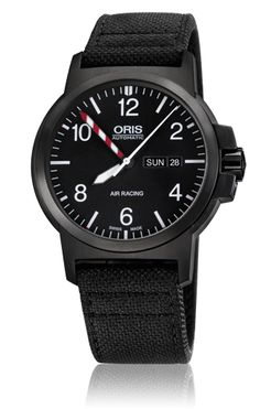 Oris Air Racing Edition III - 01 735 7641 4794-07 5 22 91B  Flying High with Oris Oris is the main sponsor of the Swiss Air Racing team which is the only Swiss team taking part at the Reno Air Race 2013. As homage to this partnership Oris launches a 3rd limited edition series based on the successful BC3 Design