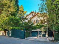 Jennifer Lawrence's Beverly Hills home