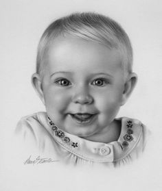 Drawings by Darrel Tank - I just watched a series of videos of Darrel drawing this picture from start to finish.  Pretty amazing, what can be done with a pencil!