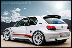 Peugeot 306  #windscreen #windblocker #winddeflector #windstop for Your #Peugeot http://www.windblox.com
