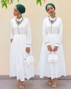 I share my selection of the best dresses for curvy women. Gorgeous party outfits for women Islamic Fashion, Muslim Fashion, Modest Fashion, Hijab Fashion, Fashion Dresses, Modest Wear, Modest Dresses, Modest Outfits, Summer Outfits