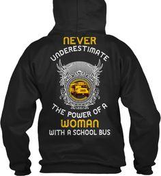***LIMITED EDITION SCHOOL BUS T-shirt