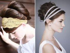 alternative al velo fascia Wedding Makeup, Bridal Style, Headpiece, Wedding Hairstyles, Hair Makeup, Hair Styles, Beauty, Alternative, Hat
