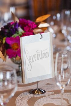 Classic Table Numbers // Vibrant Purple California Vineyard Wedding via TheELD.com Miami Wedding, Our Wedding, Ikea Candles, Dessy Bridesmaid, The Perfect Getaway, November Wedding, Event Services, Bride Accessories, Amazing Weddings