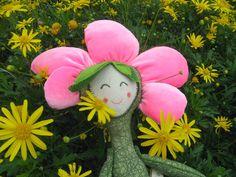 Série Florindas - a Inspiração e a primeira flor