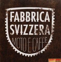 Fabbrica Svizzera Moto e Caffé in Rosenheim (D) built by Z.A.R.U.'s HOUSE ...just different...