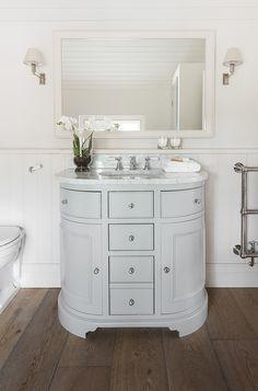 Chichester 960mm Undermount Washstand In Mist Neptune Bathroom Www