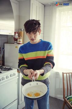 "Eric Nam - ""Dating Alone"" Image Ver."