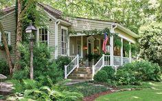 Cottage Garden porch