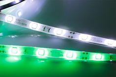 12V 5M Flexible Waterproof LED Strip 5050 SMD High Lumen RGB Strips Light Decoration For Holiday