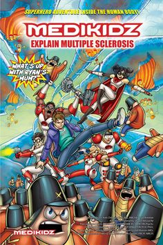 Medikidz Explain Multiple Sclerosis by ~MediKidz