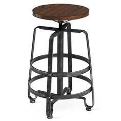 Stanford Adjustable Stool