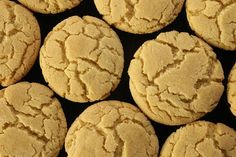 Crackly Sugar Cookies looks easy and YUUMMM