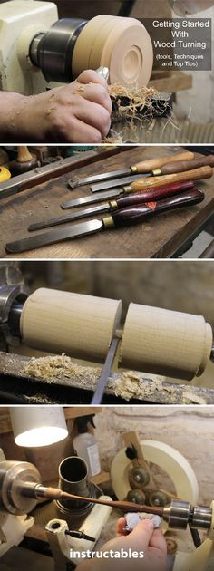 Getting Started With Wood Turning. (tools, Techniques and Top Tips) #woodworking