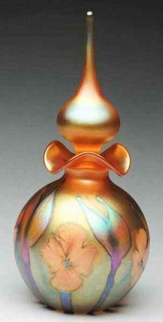 Stunning perfume bottle....
