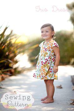 A cute reversible dress!