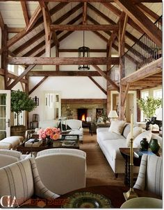 Wood Home Decor 2020 – Are wood houses good? - Home Style Wood Houses, Wood Home Decor, Wood Ceilings, House In The Woods, Paint Ideas, Home Goods, Pergola, Outdoor Structures, House Design