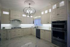 North York, Elegant Kitchens, Transitional Kitchen, Custom Cabinets, Cabinet Design, Toronto, Kitchen Cabinets, Home Decor, Custom Closets