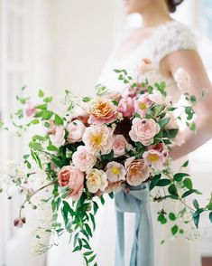 Wedding Bouquet Flowers: Sarah Winward - A Sophisticated Garden Wedding in Oklahoma by Ginny Au (Creative Direction Diy Wedding Bouquet, Bride Bouquets, Floral Wedding, Diy Bouquet, Purple Bouquets, Flower Bouquets, Blush Bouquet, Bridesmaid Bouquets, Brooch Bouquets