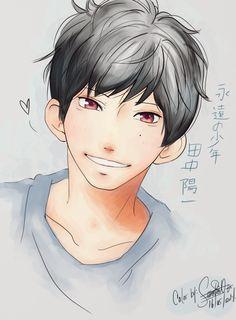 Tanaka Youichi by Sarahin512 on DeviantArt