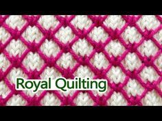 Two color Linen Stitch - YouTube