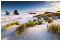 Wharariki Beach by SvenMueller on DeviantArt