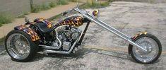 chopper trikes motorcycles - Google Search