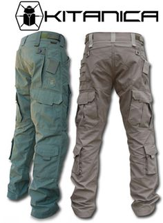 Zombie Apocalypse fashion. Kitanica All Season Pants
