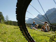 Biken im ROBINSON Club Schweizerhof