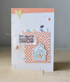 savannahland 2: Paper Smooches SPARKS: June Picture Perfect challenge