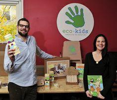 Portland company eco-kids on verge of welcome expansion | The Portland Press Herald / Maine Sunday Telegram