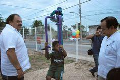 Periodismo sin Censura: Inauguran espacio deportivo en Col. Solidaridad, O...