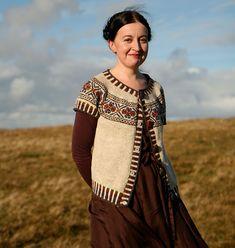 Ravelry: Scatness Tunic pattern by Kate Davies Designs Textiles, Tunic Pattern, Dress With Cardigan, Knitting Patterns, Knitting Ideas, Knitwear, Knit Crochet, Colours, Ravelry