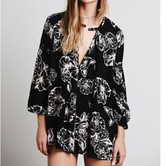 Free People Swing Dress Excellent condition. Only work twice. Free People Dresses