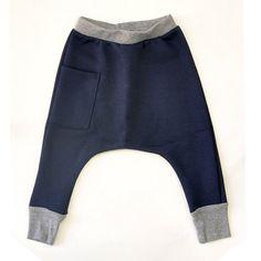 Harem pants  Kids Clothes Todder Clothes Toddler by TaluliStudio
