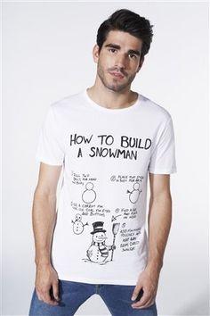 White Snowman T-Shirt. Amy · CHRISTMAS PJS INSPIRATION 0f0841fb6