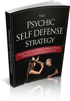 "Are You At Risk Of Being The Victim Of Psychic Attacks?!""  Discover The Tricks To Protect Yourself From Psychic Attack & Never Feel Fear Again!....Psychic Self Defense Strategy.....eBook With MRR."