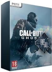 FREE FALL MAP ( Call of Duty Ghost )