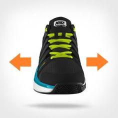 Nike Store. Nike Zoom Vapor 9 Tour iD Clay Women's Tennis Shoe