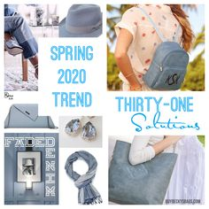 More than just a bag Thirty One Party, Thirty One Gifts, 31 Bags, Tote Bags, Thirty One Uses, 31 Gifts, One Summer, Denim Trends, Spring Trends