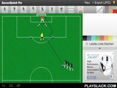 SoccerSketch  Android App - playslack.com , Soccer sketch is the perfect application for ambitious coaches. With soccer sketch you create on the fly excellent illustrations of your exercises.CREATE DRILLSYou can choose from 120 different vector images to create your own drill. These high quality drills will illustrate your training in a perfect way. Like nothing else!EXPORT DRILLSAfter you have created your drill go ahead and export it as a high quality JPEG file. In a wink of an eye you…