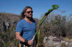 Richard Rasmussen é visto pelo Ibama como criminoso ambiental