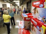 Wisconsin diaper bank keeps babies covered year round through United Way and Kimberly-Clark.