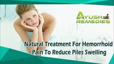You can find more natural treatment for hemorrhoid pain at http://www.ayushremedies.com/internal-hemorrhoids-treatment.htm