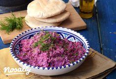 Céklatzatziki   Nosalty Acai Bowl, Serving Bowls, Cabbage, Grains, Food And Drink, Vegetables, Breakfast, Tableware, Minden