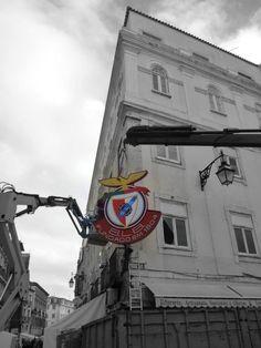Benfica club emblem