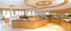 Restaurant im Hotel Alpenhof in Oberstdorf