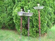 Image detail for -junk garden art