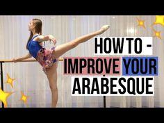 Toning Back Exercises to Improve Arabesque Dance Flexibility Stretches, Ballet Stretches, Flexibility Workout, Stretching, Dance Tips, Dance Lessons, Yoga, Dancer Workout, Dance Technique